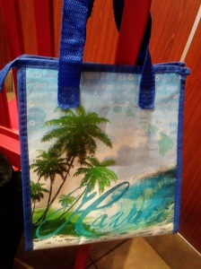 hawaii lunch tote