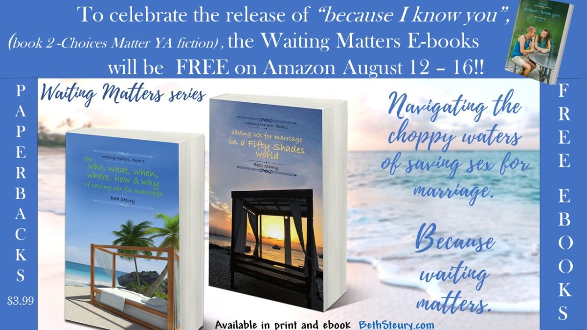 FREE Kindle Waiting Matters August 19